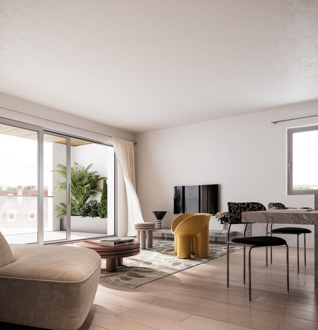 Appartement Standing T3